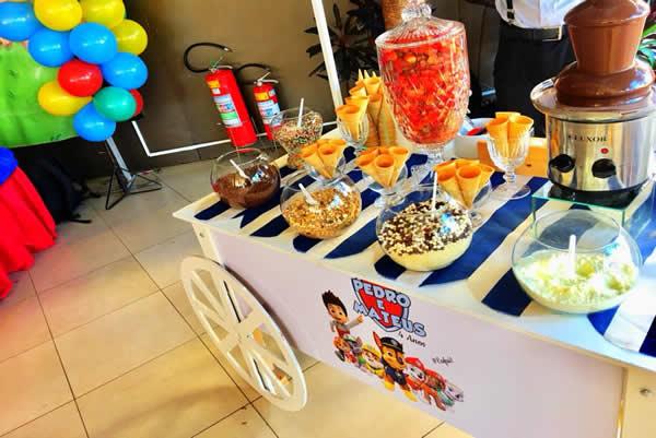 Carrinho Gourmet Kids