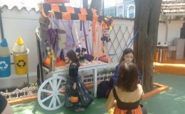 Candy Carts Halloween