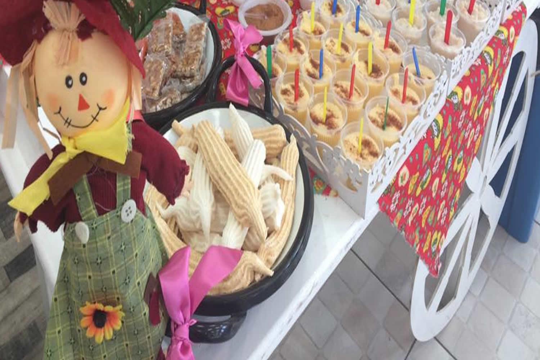 carrinhos gourmet festa junina 1