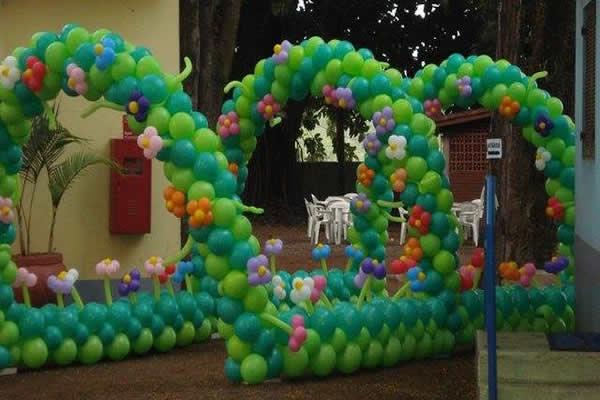 Dia das Crianças Balões