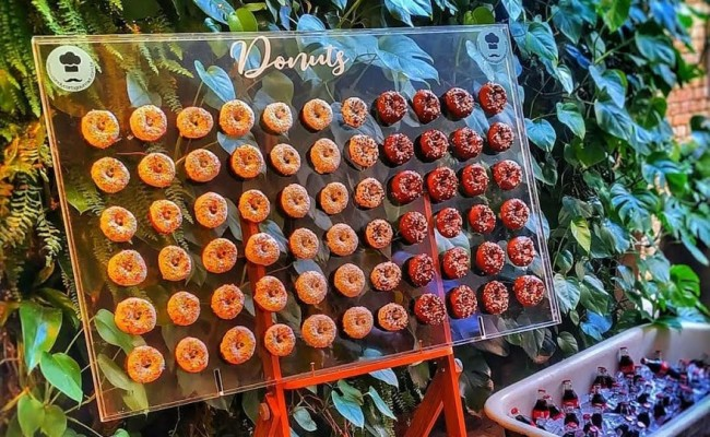parede de donuts_locação